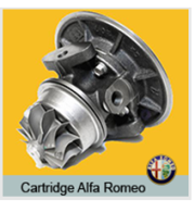 Cartridge Alfa Romeo