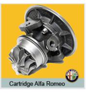 Cartridge Alfa Romeo